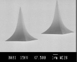 3D Photoresist