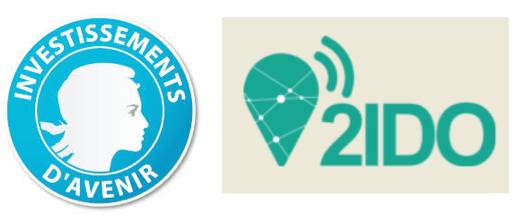 Logos 2IDO et investissements d'avenir