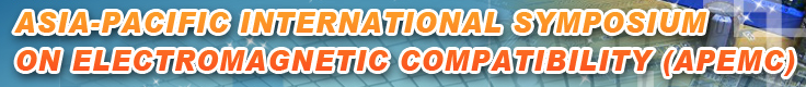 Logo de la conférence asia pacific international conference on electromagnetic compatibility