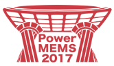 Logo de power mems 2017