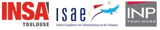 logos INSA ISAE INP