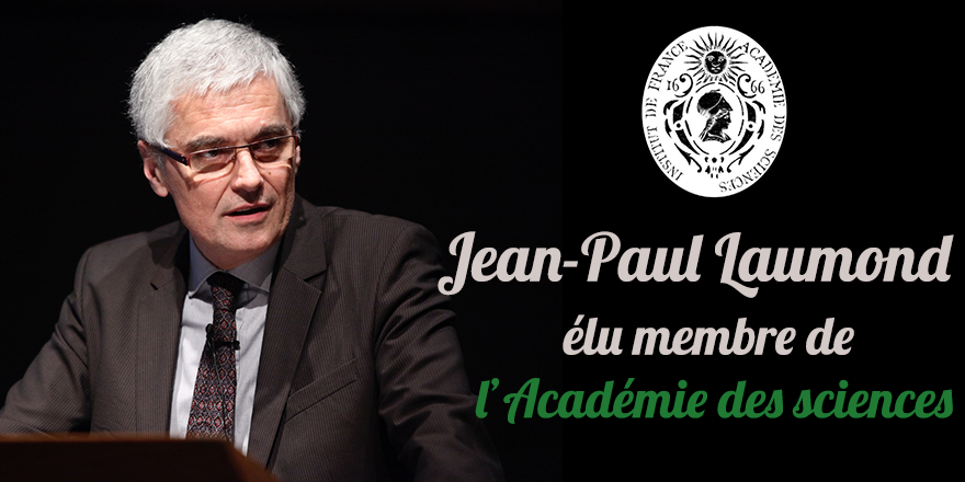 Jean-Paul Laumond élu membre de l'Académie des sciences