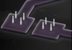 nano-sondes tri-dimensionnelles
