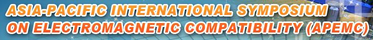 Logo de la conférence asia pacific international conference on electromagnetic compatibility