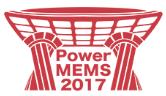 Logo de power mems 2017
