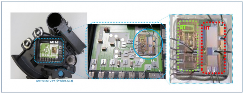 circuit intégré valeo
